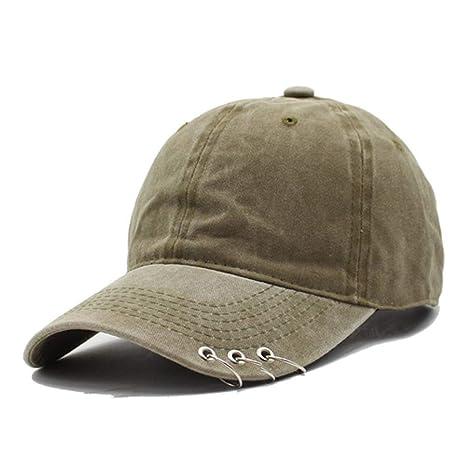 ZKADMZ  Mujeres De La Manera Cap Hombres Casquette Snapback Caps Sombreros  para Hombres Vintage Ajustable 96f869d8e8e