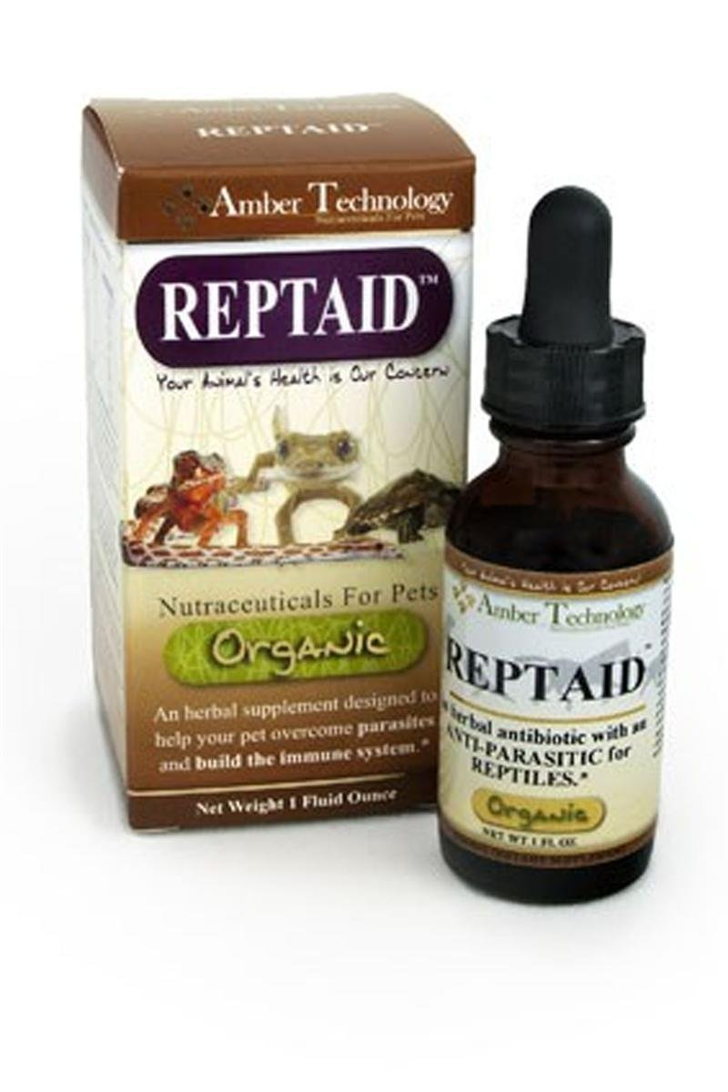 Reptaid - overcome 1 fl oz.- An B006X3YHO8 herbal Supplement to to help your small reptiles overcome some parasitic and bacterial infections by Amber Technology B006X3YHO8, 天然石 エメラルドエマ:70db969f --- ijpba.info