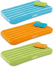 Intex Cozy Kidz Inflatable Airbed, (Colors May Vary)