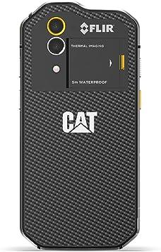 CAT S60 SIM Doble 4G 32GB Negro, Plata: Amazon.es: Electrónica