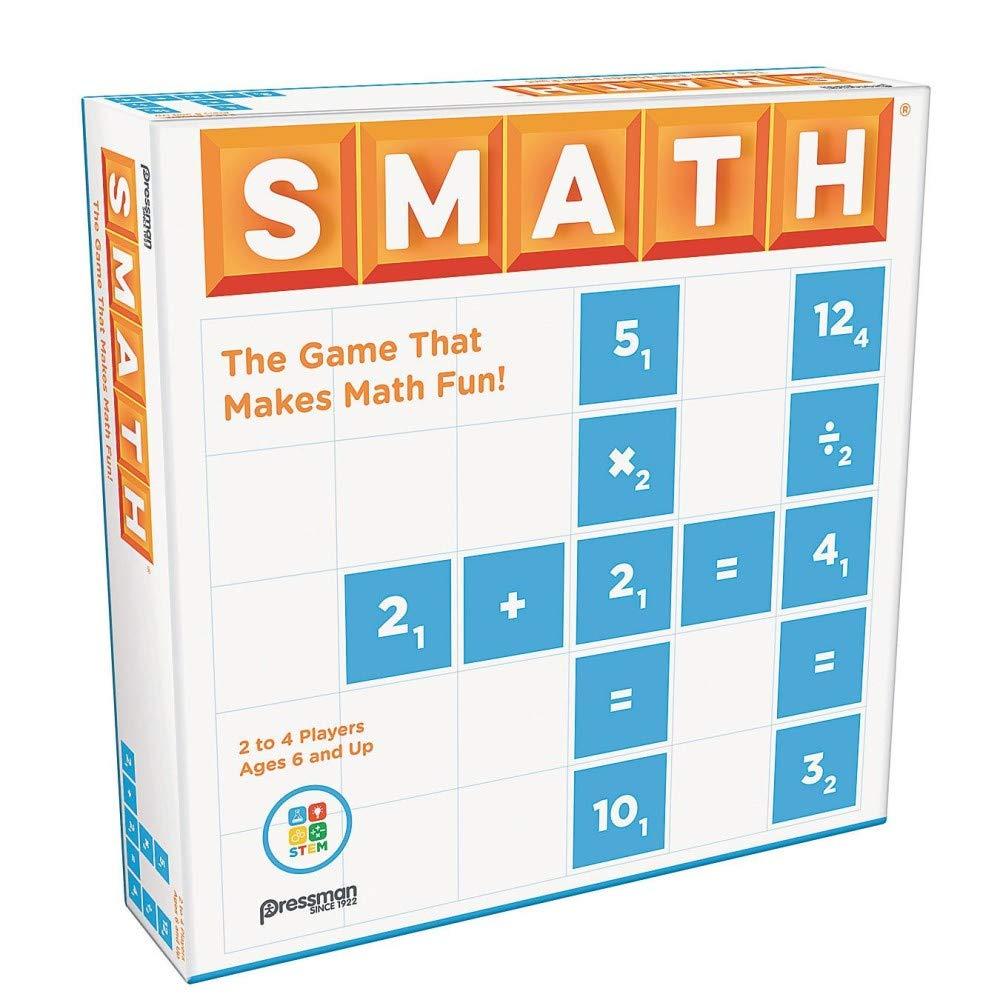 Pressman Smath Game
