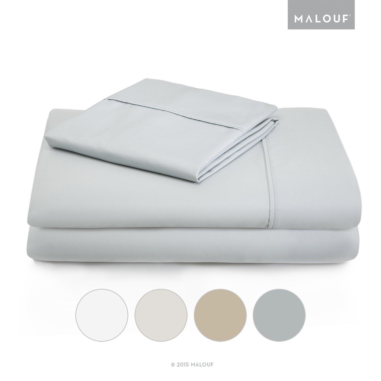 Amazon Com Woven 600 Thread Count Luxurious Feel Soft Cotton Blend