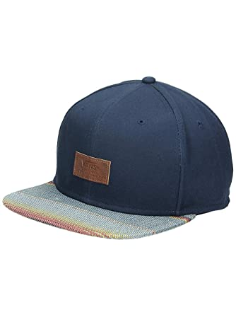 3d5318c0bc48e Vans VN0000X2L2H - VANS Gorra Allover It Snapback Men Azul