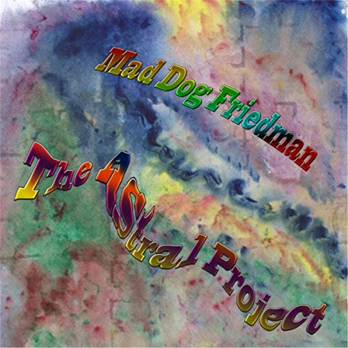 Mad Dog Lizard - The Land of Lizards and Licorice Dreams