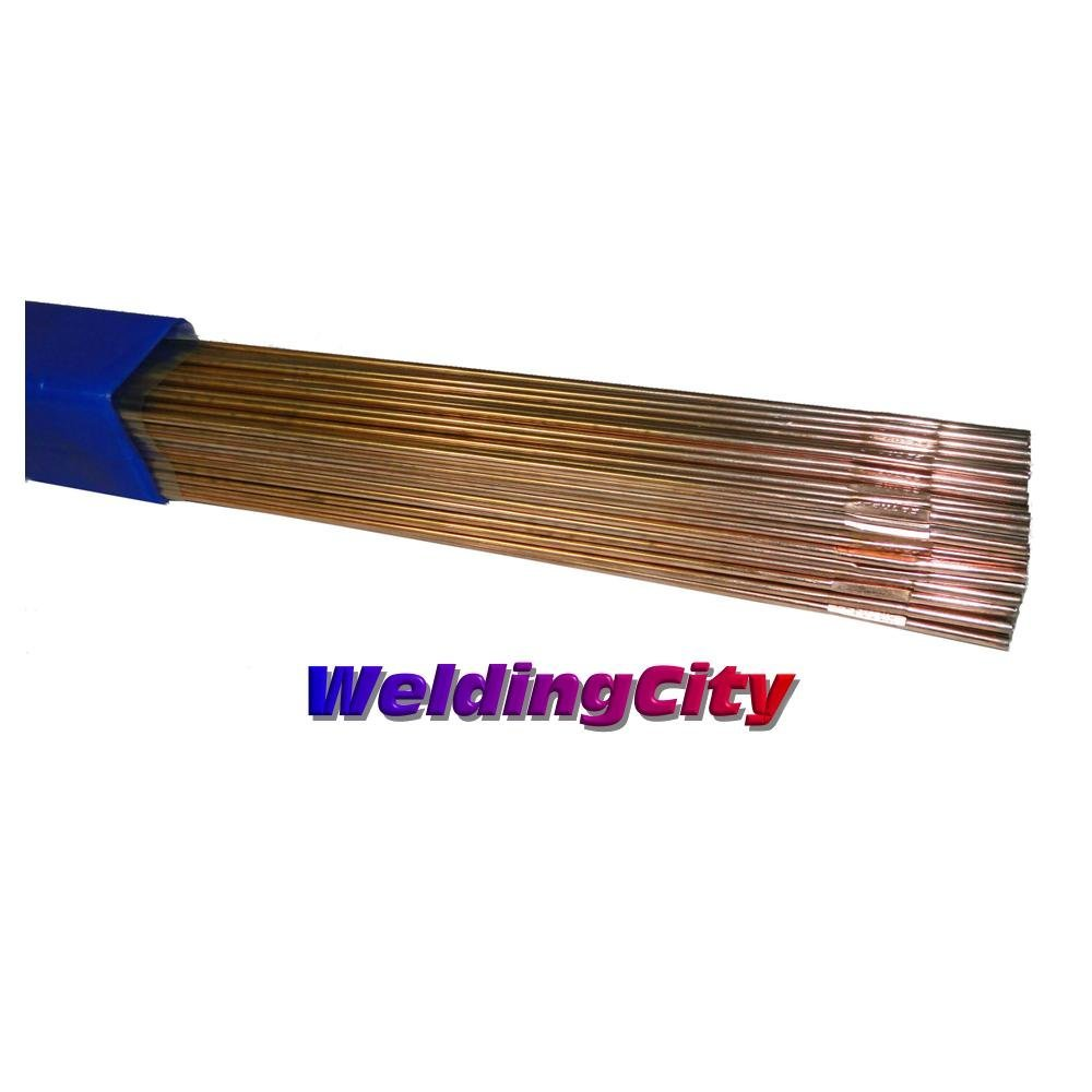 WeldingCity 10-Lb ER70S-6 Mild Steel TIG Welding Rods 0.045''x36''