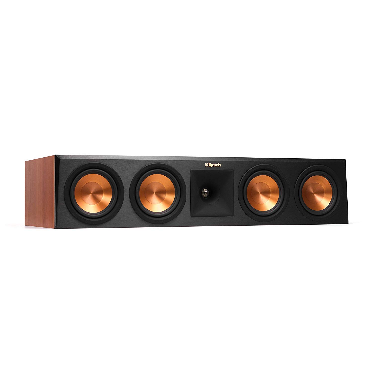 Klipsch RP-440C Center Channel Speaker - Cherry (Renewed)