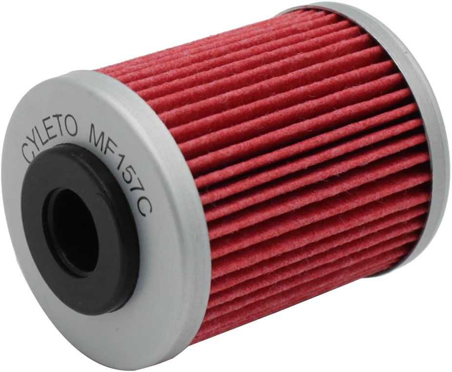 2 St/ück Cyleto /Ölfilter for KTM 690 SMC 690 2008 2009 2010 2011//690 DUKE 690 2008 2009 2010 2011