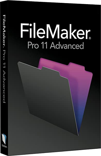 Filemaker Pro 11 Advanced Cheap License