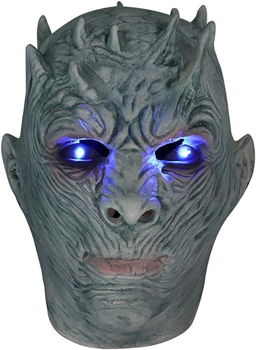 Hawana Máscara del Rey De La Noche con Luz,Juego De Tronos Máscara ...