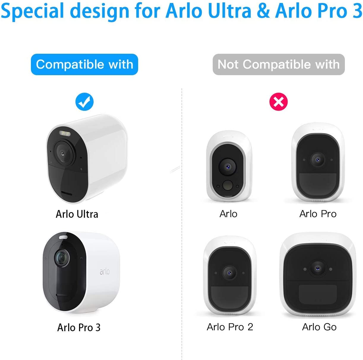 1PACK Continuous Faster Charging Koroao 30ft//9m Charging Cbale for Arlo Pro 3//Arlo Ultra Good Guality and Long-Term Use Power Adapter SupplyCompatible with Arlo Pro 3 Camera