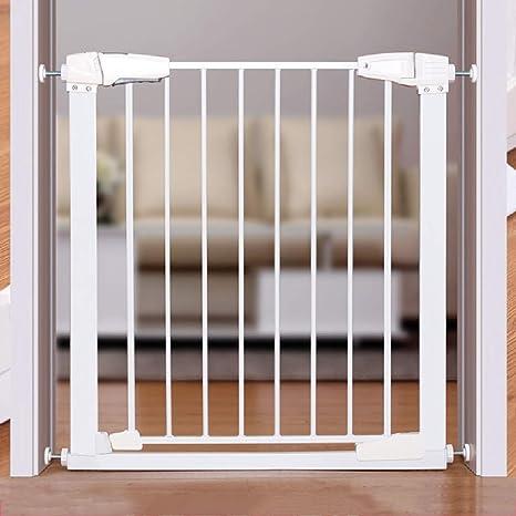 Pare la puerta de la escalera Puerta de la escalera extensible, cierre fácil de abrir, Sin taladrar, Apto para escaleras, Cocina, Sala de estar, Balcón (Size : 48cm): Amazon.es: Bebé