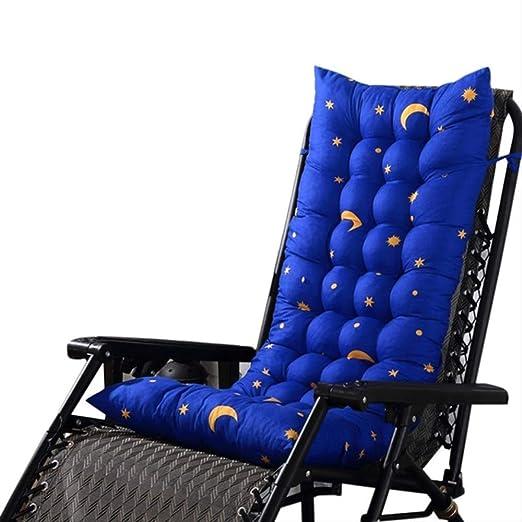 AINIYUE Par Cojín para sillón, Cojín de Tumbona para jardín ...