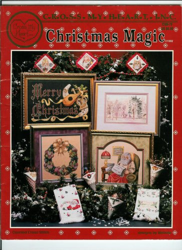 Christmas Magic 19 Counted Cross Stitch Patterns ()