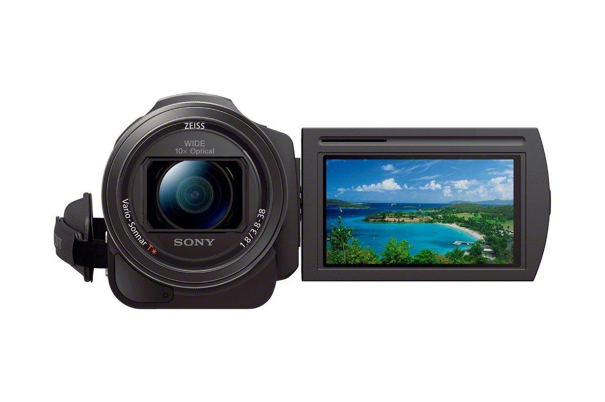 Sony 4K HD Video Recording FDRAX33 Handycam Camcorder