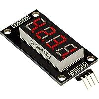 Modulo LED digitale a 4 cifre TM1637 a 4 cifre da 0,36 pollici Modulo driver digitale a 7 segmenti a 7 segmenti per Arduino Kit fai da te