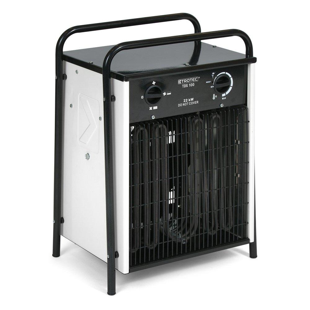 Acquisto Trotec Riscaldatore elettrico TDS 100 (22 kW) Prezzi offerte