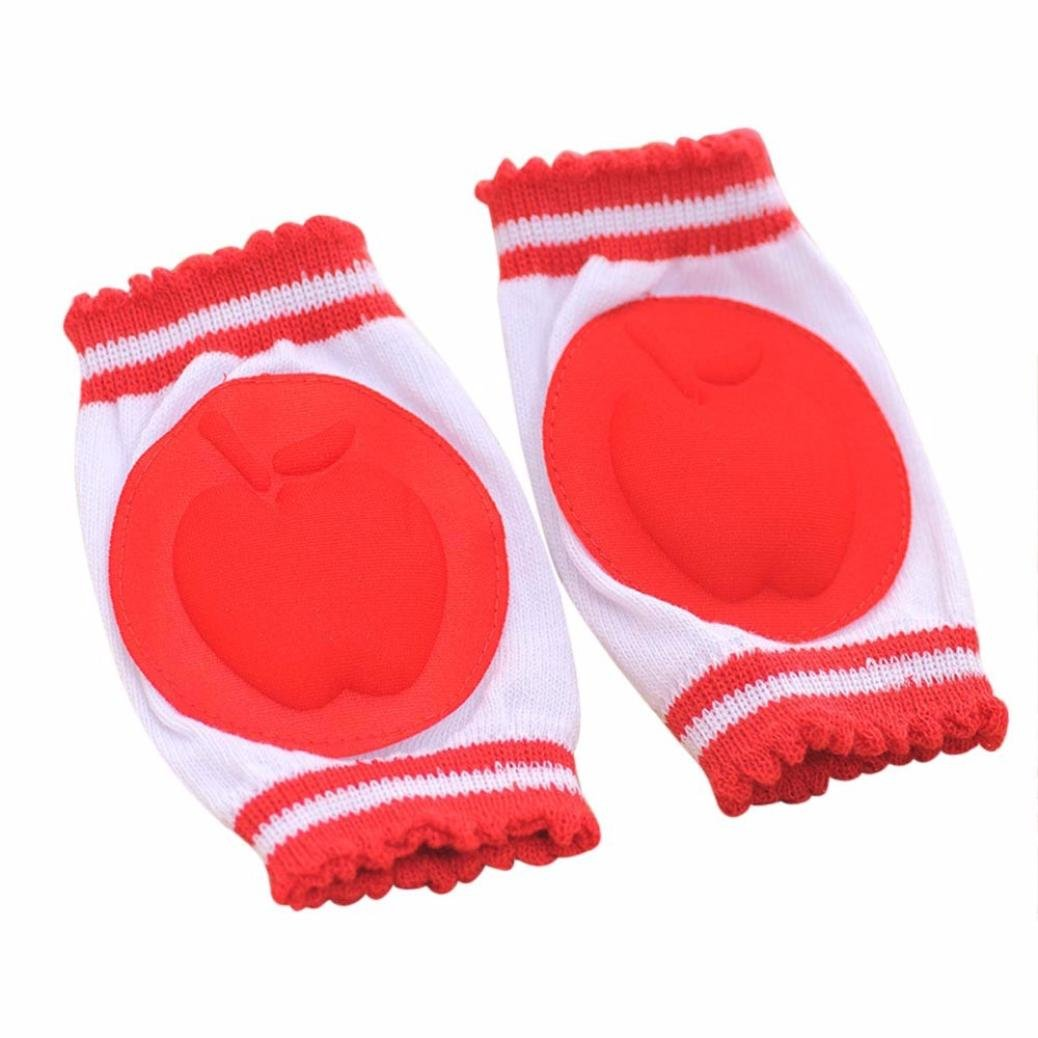 Nicerokaka Baby Safety Crawling Elbow Protector Knee Pads