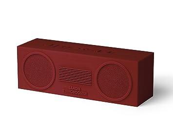 Lexon la101e7 altavoz Bluetooth recargable para teléfono/ordenador portátil/ Tablet, color morado: Amazon.es: Electrónica
