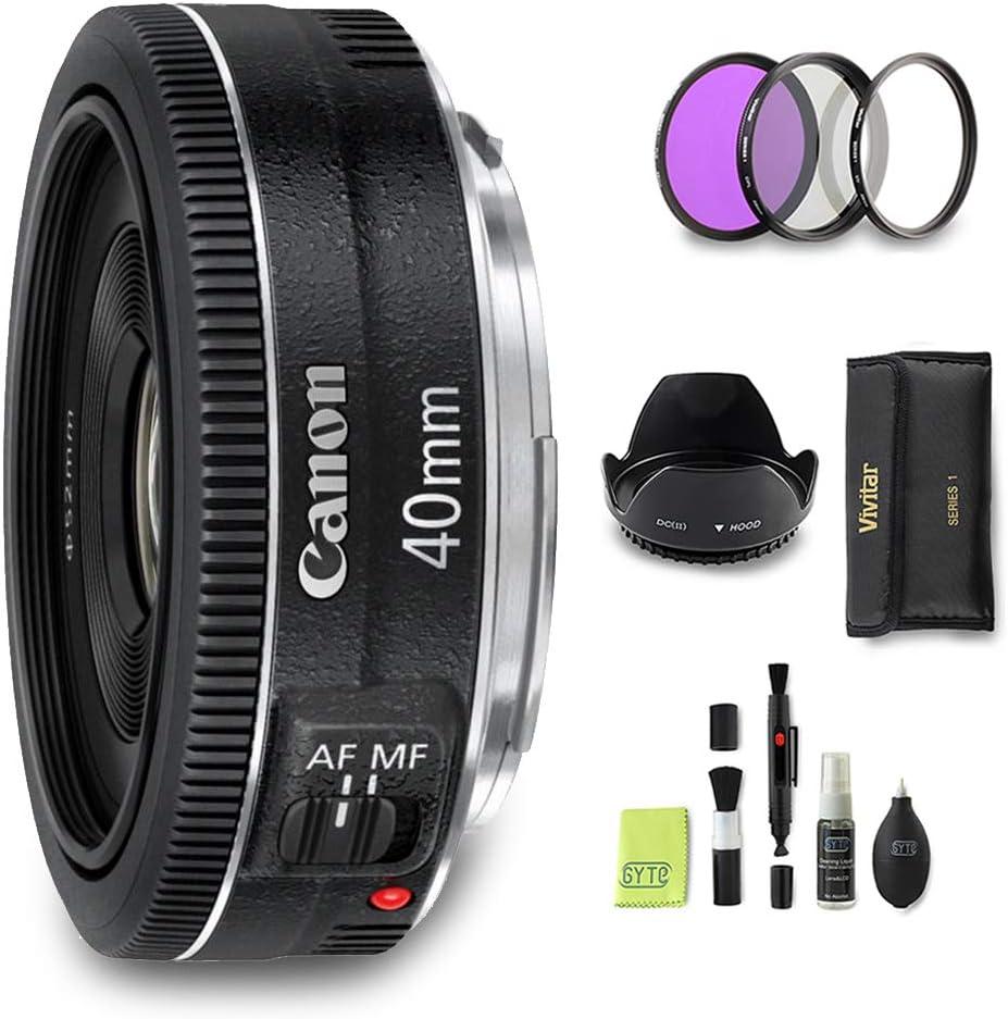 Gyte Bundle Canon Objektiv Ef 40mm 1 2 8 Stm Kamera