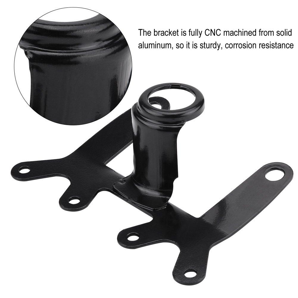 Universal Motorcycle Instrument Mount Bracket Keenso Speedometer Tachometer Odometer Gauge Bracket