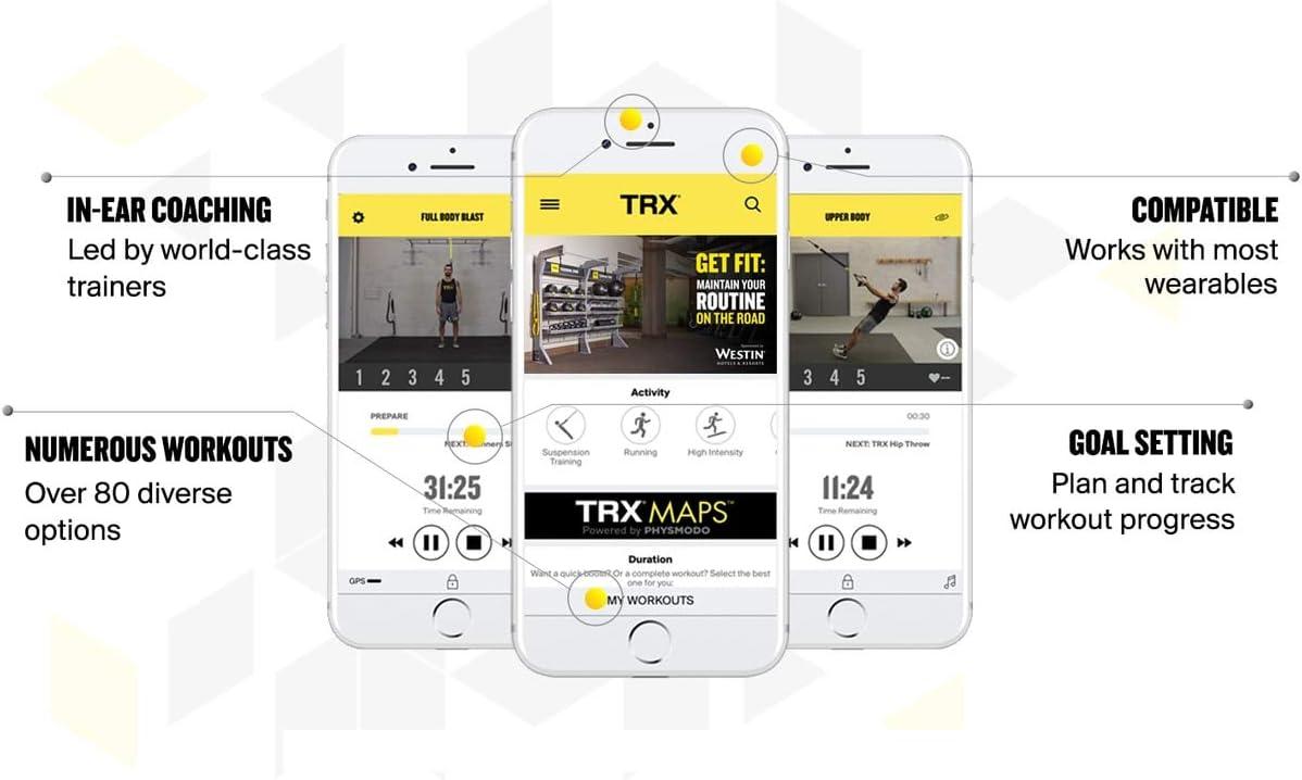 T R X – Ultimate TRX Training Bundle Incluye TRX HOME2 System ...