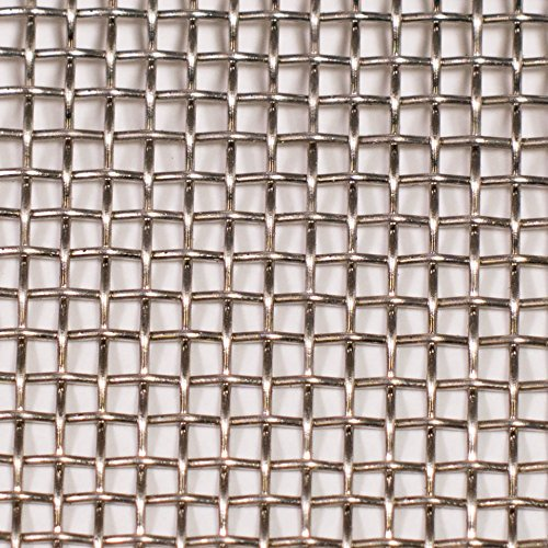 Stainless Steel Wire .023 Diameter (48'' x 12 ft) by Metro Screenworks