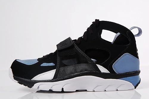 big sale f9e62 543c1 Nike Mid Sneaker Air Trainer Huarache BlackWhite 679083-018 Amazon.it  Scarpe e borse