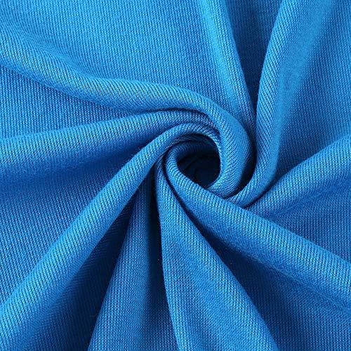 Manteau Bleu ropa Sans Strir Femme Ciel Manche 0q5HxXw6
