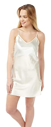569eded433 BHS Ladies Reversible Mid Thigh Satin Chemise  Amazon.co.uk  Clothing