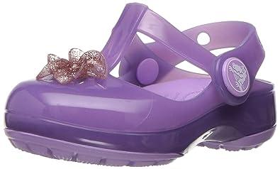6d95aa1d3a Amazon.com | Crocs Kids' Isabella PS Clog | Clogs & Mules