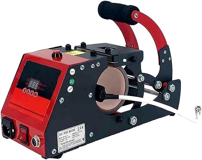 Tassenpresse Sublimationspresse TABODD 300W Tassenpresse 11OZ Mug Heat Press Machine Becherdruckmaschine Sublimation Hitzepresse Maschine Becherpresse Druckmaschine f/ür Kaffeetasse