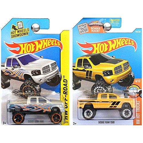 Dodge Ram Vin (Hot Wheels Dodge Ram 1500 2-Car Set)