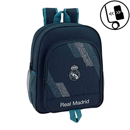 Amazon.com: SAFTA - Mochila Junior Adaptable A Real Madrid ...