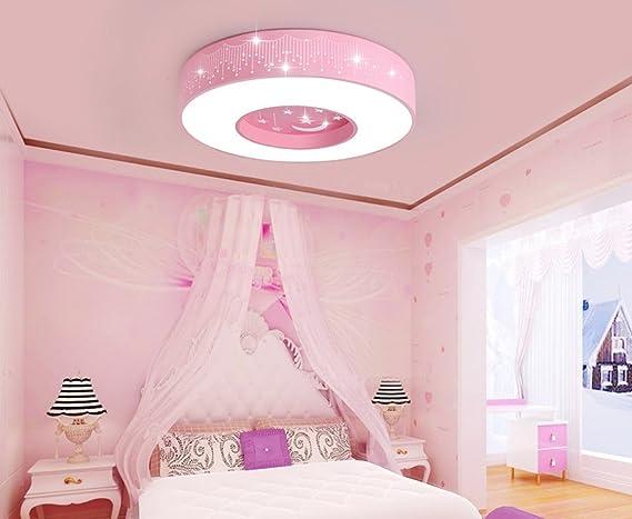 Illuminazione Camera Dei Ragazzi : Led luci di star ragazze e ragazzi camere da letto lampade luci di