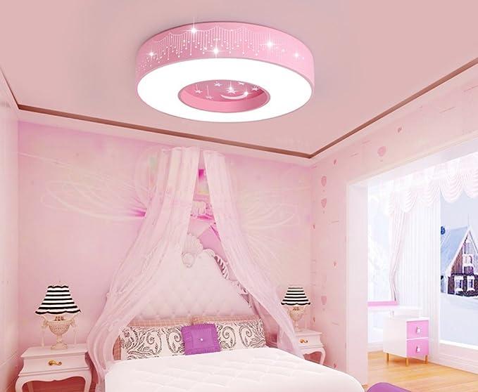 Stanza Da Letto Rosa : Led luci di star ragazze e ragazzi camere da letto lampade luci di