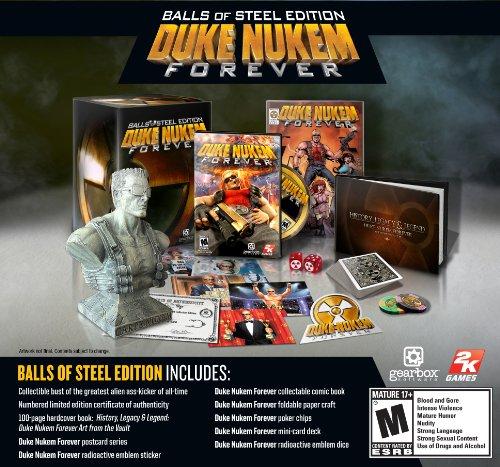Duke Nukem Forever: Balls of Steel Edition - Playstation 3