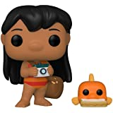 Funko Pop! & Buddy: Lilo & Stitch - Lilo with Pudge 1047 DISNEY