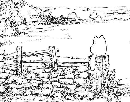 Simons Cat 2 Beyond The Fence Amazoncouk Simon Tofield