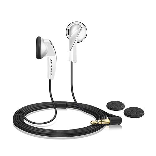 Sennheiser MX 365 Color it Loud In-Ear Earphones - White