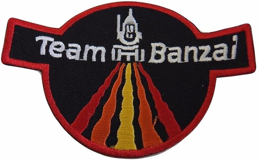 Buckaroo Banzai Movie Banzai Institute Logo Embroidered Patch