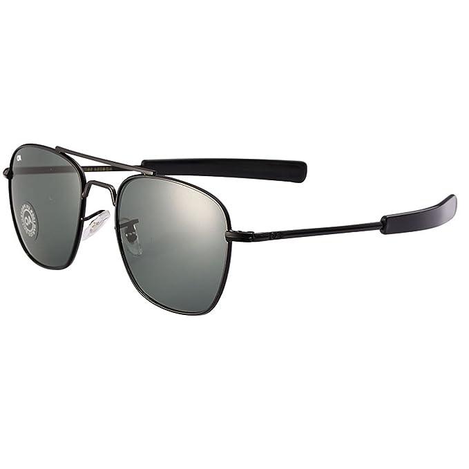 Amazon.com: anteojos de sol Hombre Mujer American marco de ...