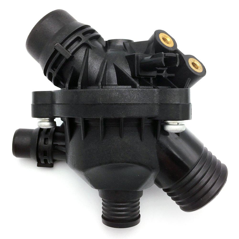 JSD Coolant Thermostat w/Housing for BMW E90 330 E60 530 E65 730 E83 X 3 E85 Z4 11537549476