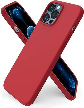 Ornarto Kompatibel Mit Iphone 12 Pro Max 6 7 Silikon Elektronik