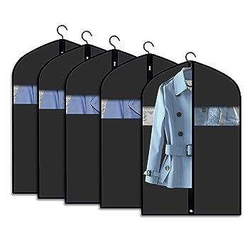 Amazon.com: Refrze Bolsas de ropa a prueba de polillas ...