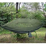 4002529 Snugpak Jungle Hammock with Mosquito Net in Olive