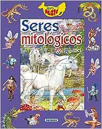 Seres mitológicos: Con 8 Puzles (Libro Puzle): Amazon.es