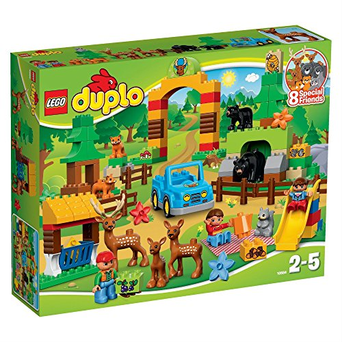 Animal Lego Duplo - LEGO duplo 10584 Park Forest