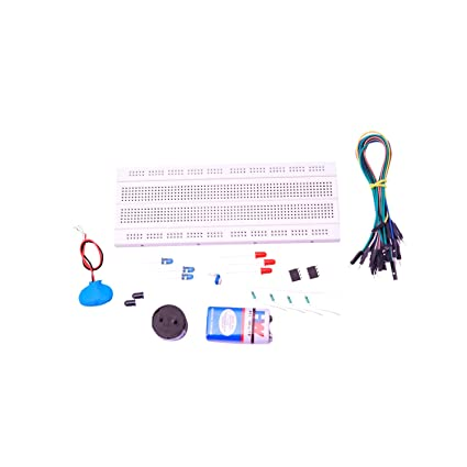 Buy Letter Box Alarm Electronic Project kit, Science Projects ...