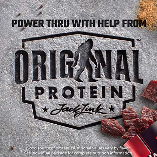 Jack Link's Prime Rib Tender Cuts, Original, 5.6 oz. Sharing Size Bag - Beef Snack with 9g of Protein and 60 Calories, Made with 100% Beef, 96% Fat Free
