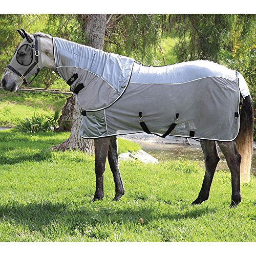 Professional's Choice Comfort-Fit Fly Sheet 72 Char by Professional's Choice (Image #1)
